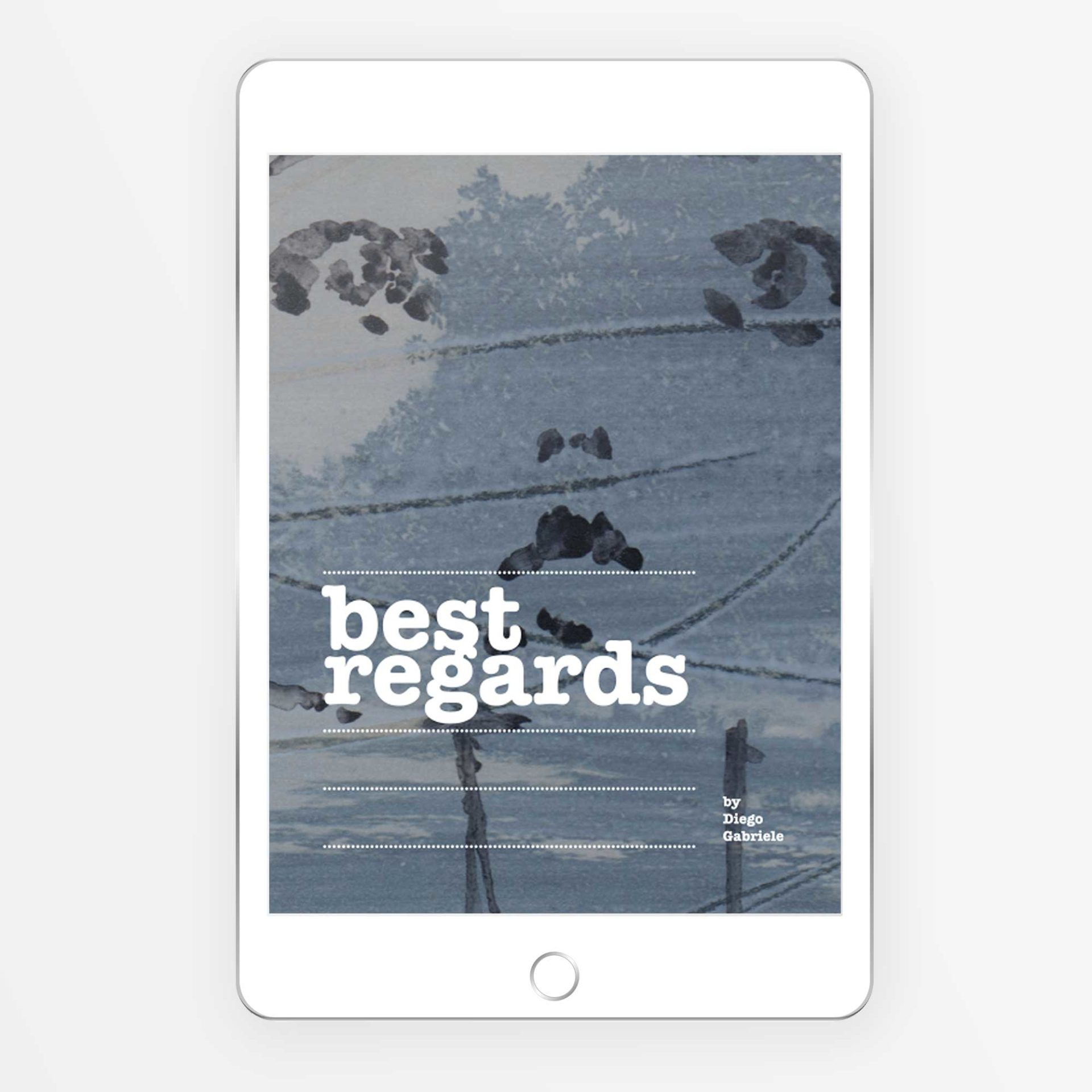 Best Regard eBook Illustrato di Diego gabriele