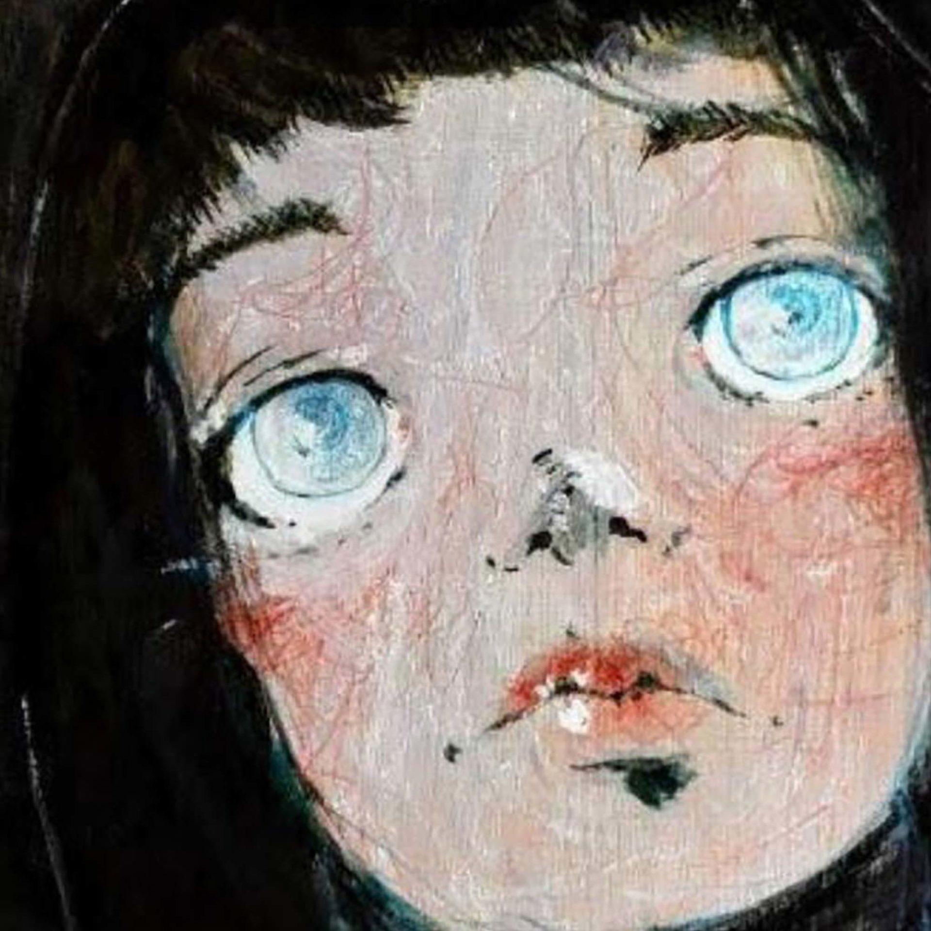 2018 Ritrattino Pittura contemporanea Diego Gabriele