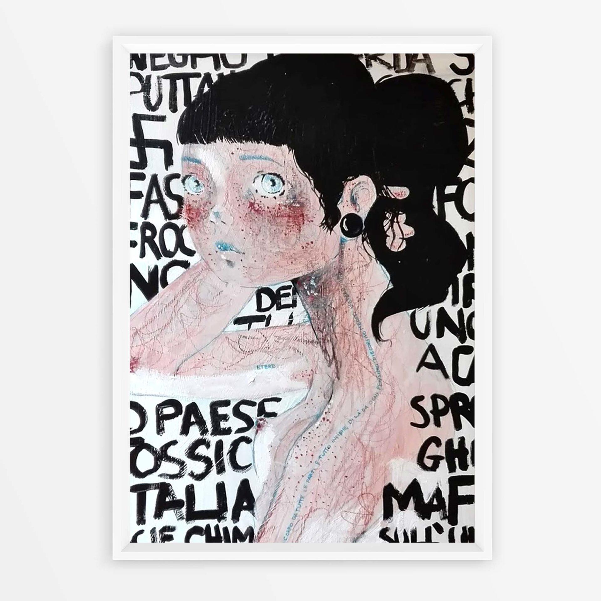 2018 Etere Pittura contemporanea Diego Gabriele