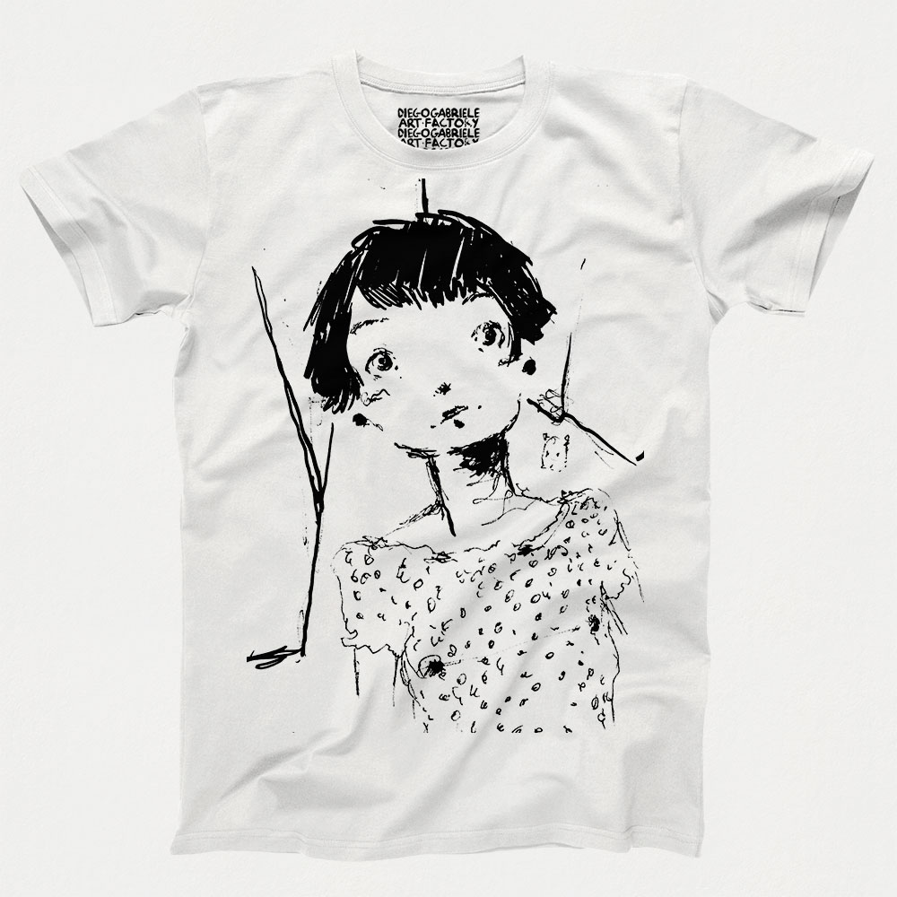 Indie Rock T-shirt by Diego Gabriele