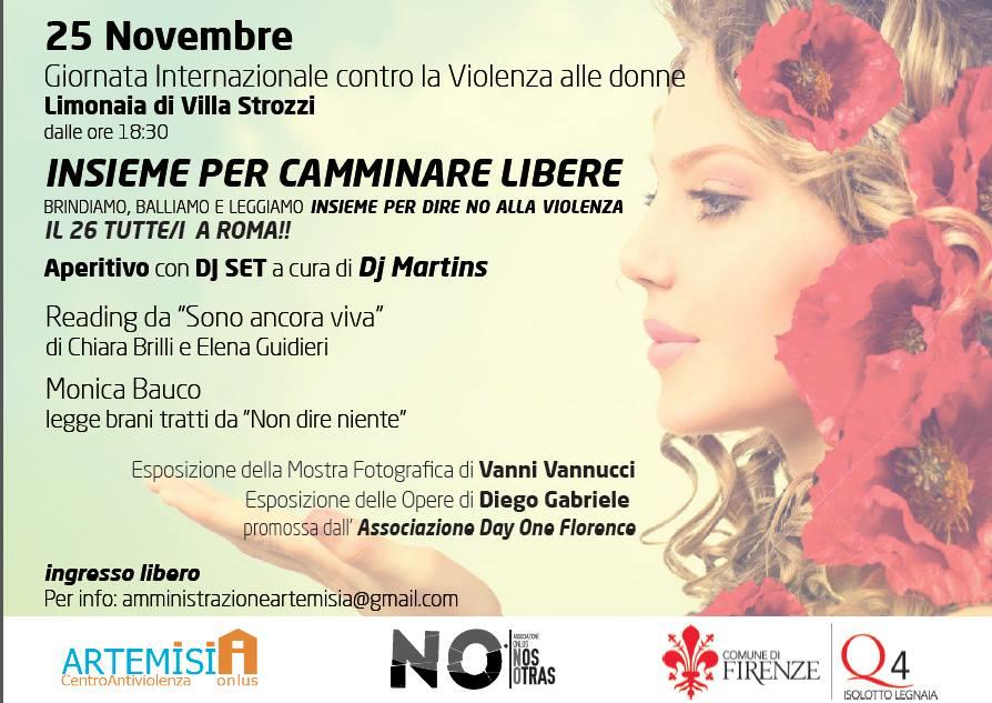 Giornata Mondiale Violenza alle Donne