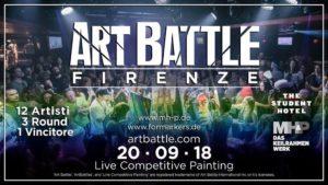 ArtBattle Firenze