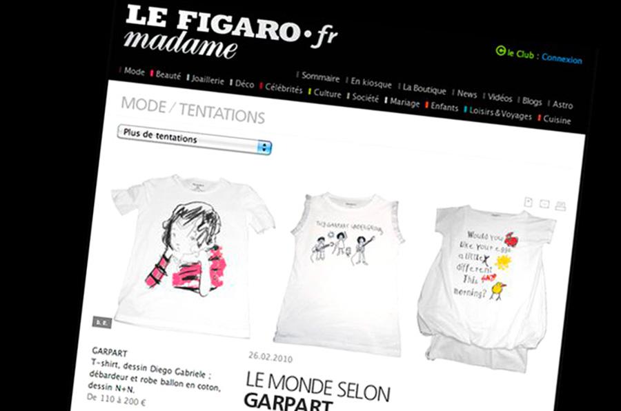 Le Figaro Diego Gabriele