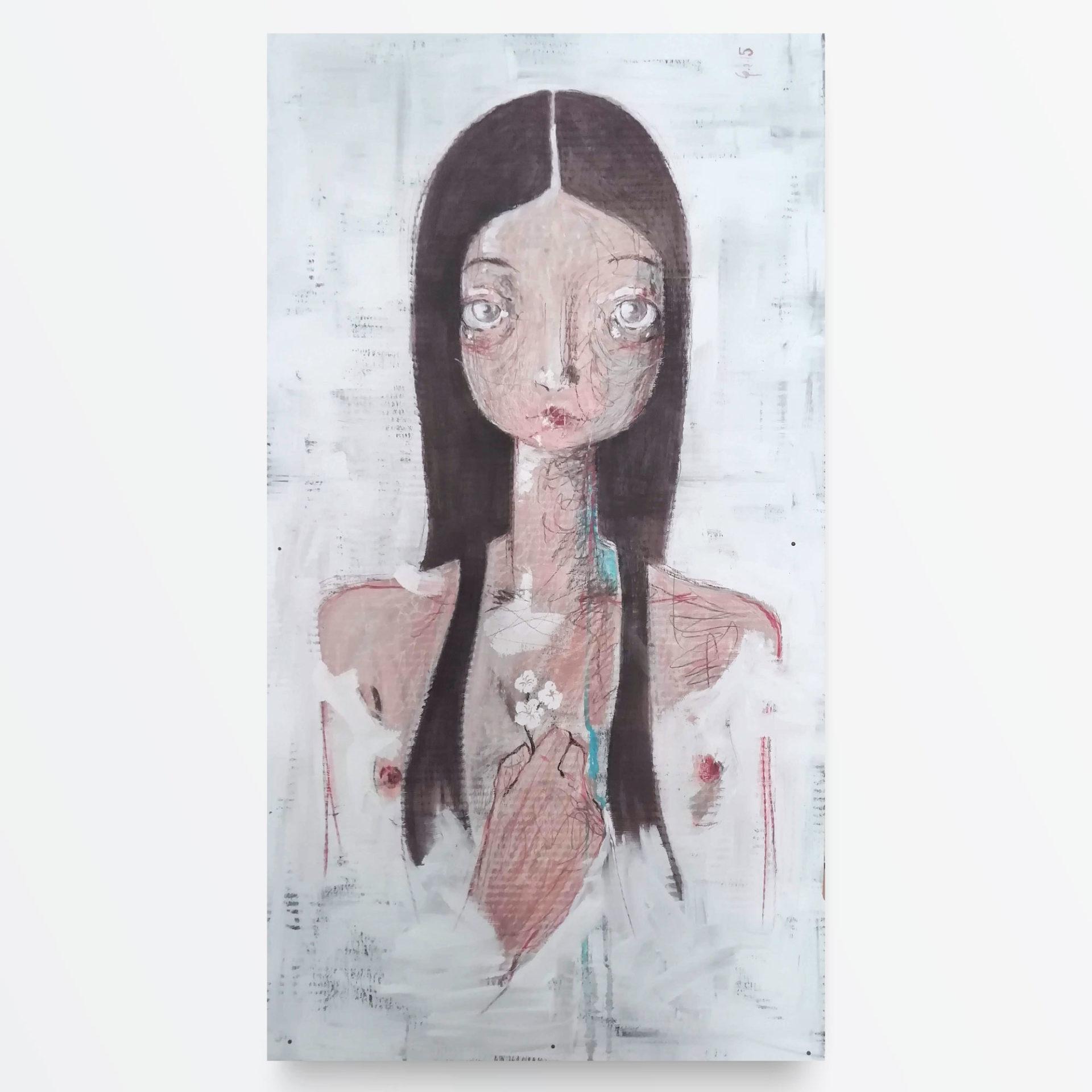 2015 La Sposa Bambina Arte Sacra di Diego Gabriele