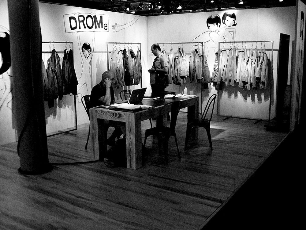 Collaborazione con Drome Factory
