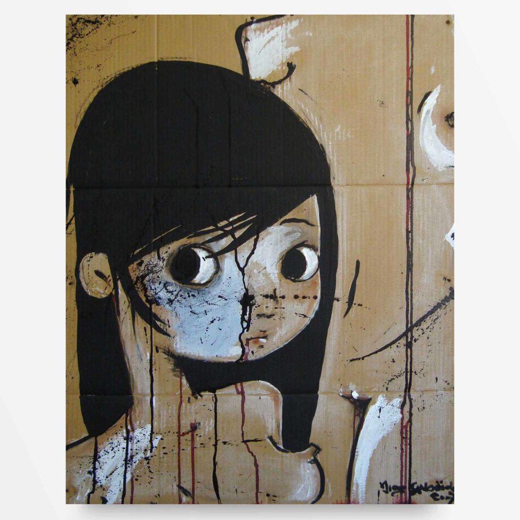 lowbrow art bimbe 01 Diego Gabriele