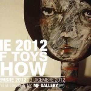 The 2012 MF Toys Show - New York