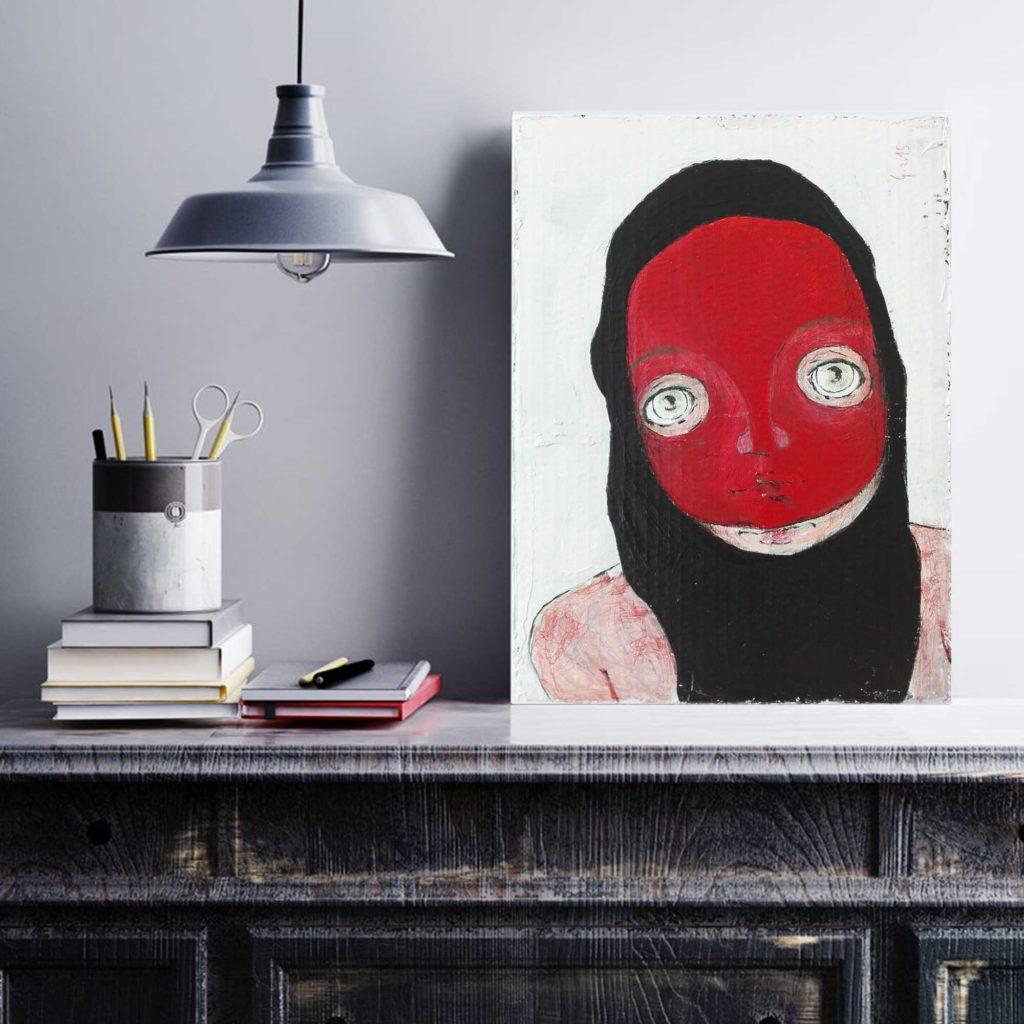 comprare quadri guida dell'artista Diego Gabriele