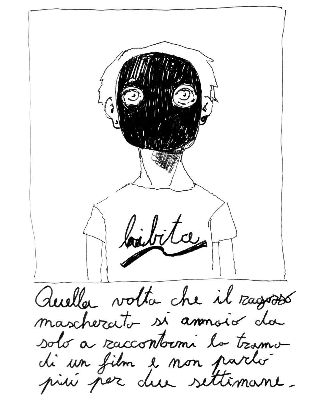 Storie brevi di mostri e conoscenti Diego Gabriele