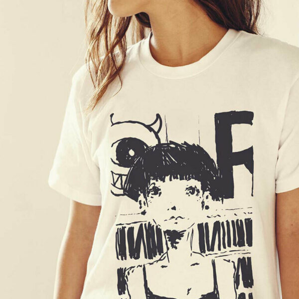 Indie Rock T-shirt by Diego Gabriele