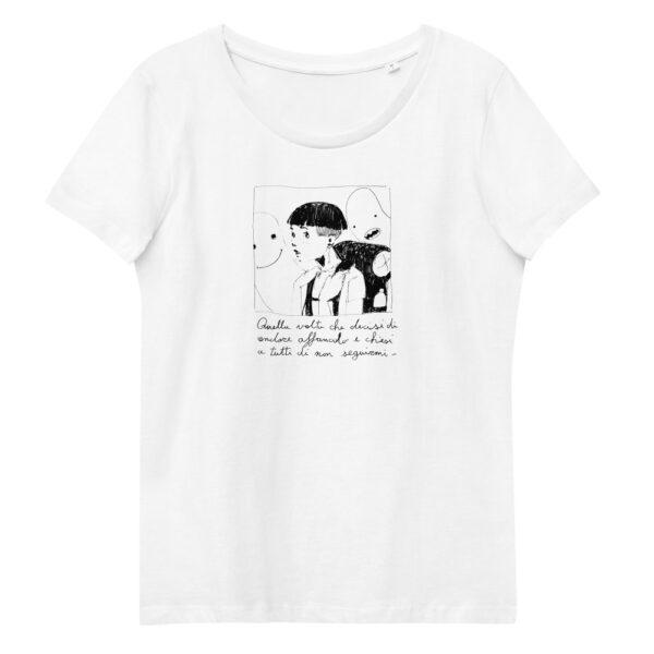 35825e2f1a8aa7aa3b010ad33f2bb08b T-shirt bianca da Donna
