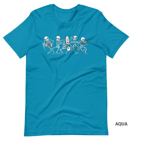 Danza Macabra Tshirt di design by Diego Gabriele