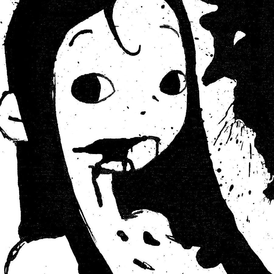 Dark Art, LowBrow Art, Punk Art e Horror Art- Uccidimi Ancora di Diego Gabriele
