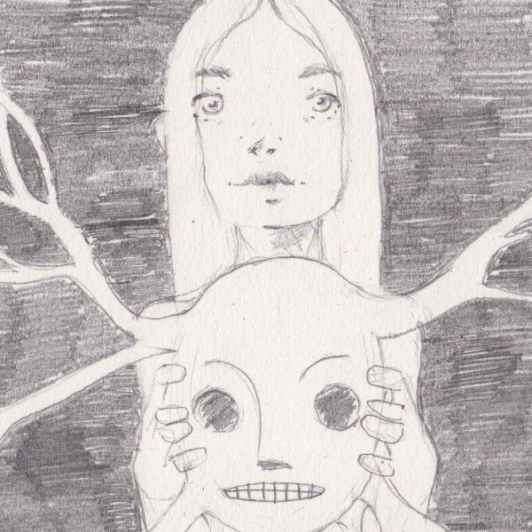 Illustrazione originale di Diego Gabriele - Phersu