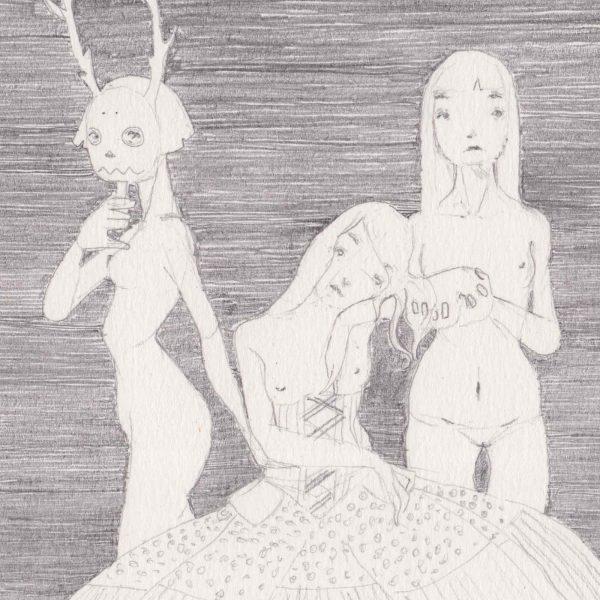 Illustrazione originale di Diego Gabriele - Tre Voci