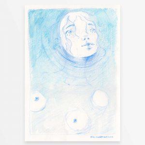 Disegno Originale Acqua di Diego Gabriele