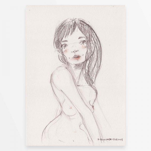Disegno originale Porpora di Diego Gabriele