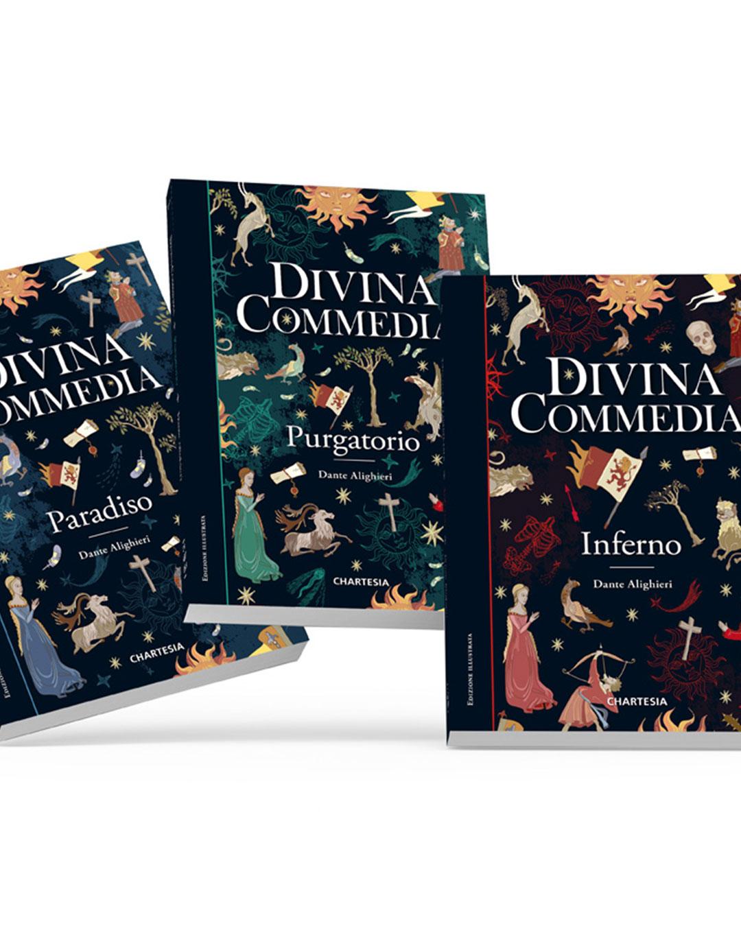 divina commedia illustrata diego gabriele 02 divina commedia illustrata