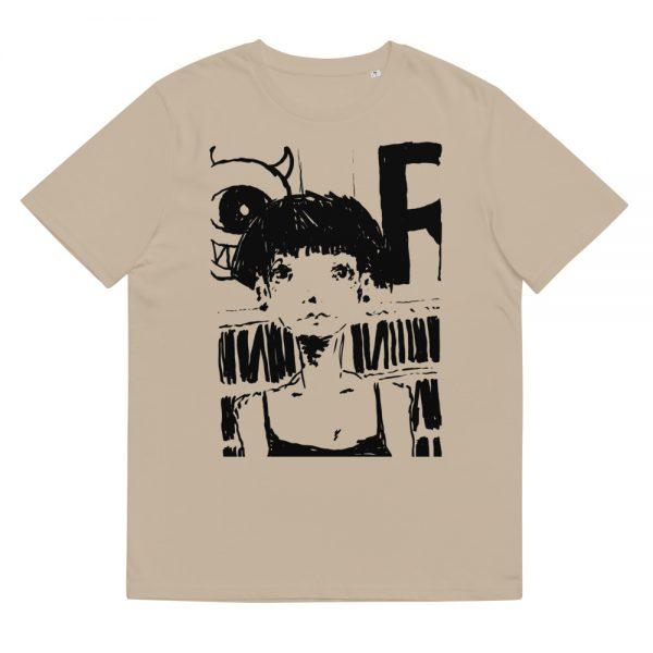 unisex organic cotton t shirt desert dust front 6109136f98747 rock t-shirt