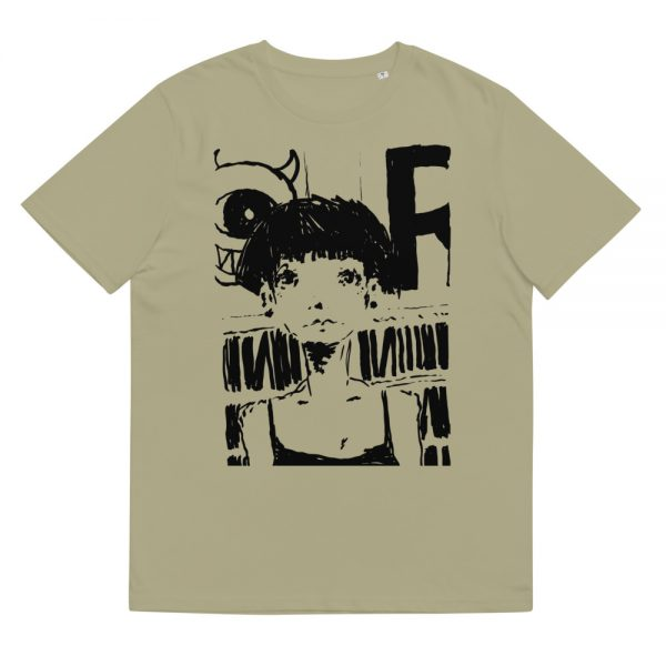 unisex organic cotton t shirt sage front 6109136f9857b rock t-shirt