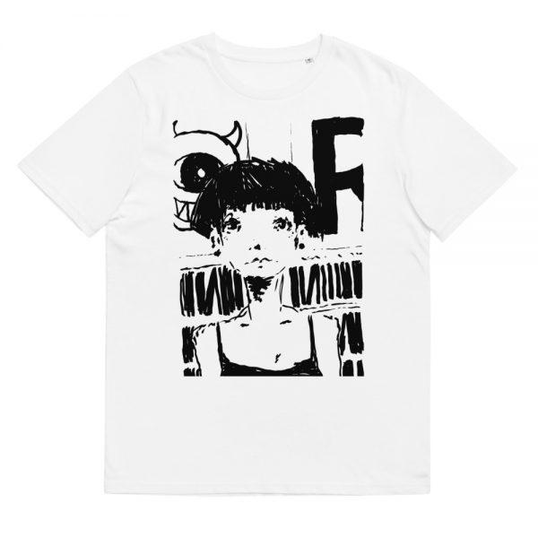 unisex organic cotton t shirt white front 6109136f989bd rock t-shirt
