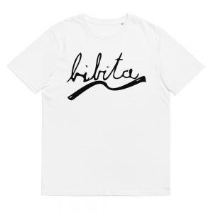T-shirt 100% cotone organico Bibita by Diego Gabriele